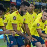 Colombia derrotó a Chile y cuadró cuentas en las Eliminatorias
